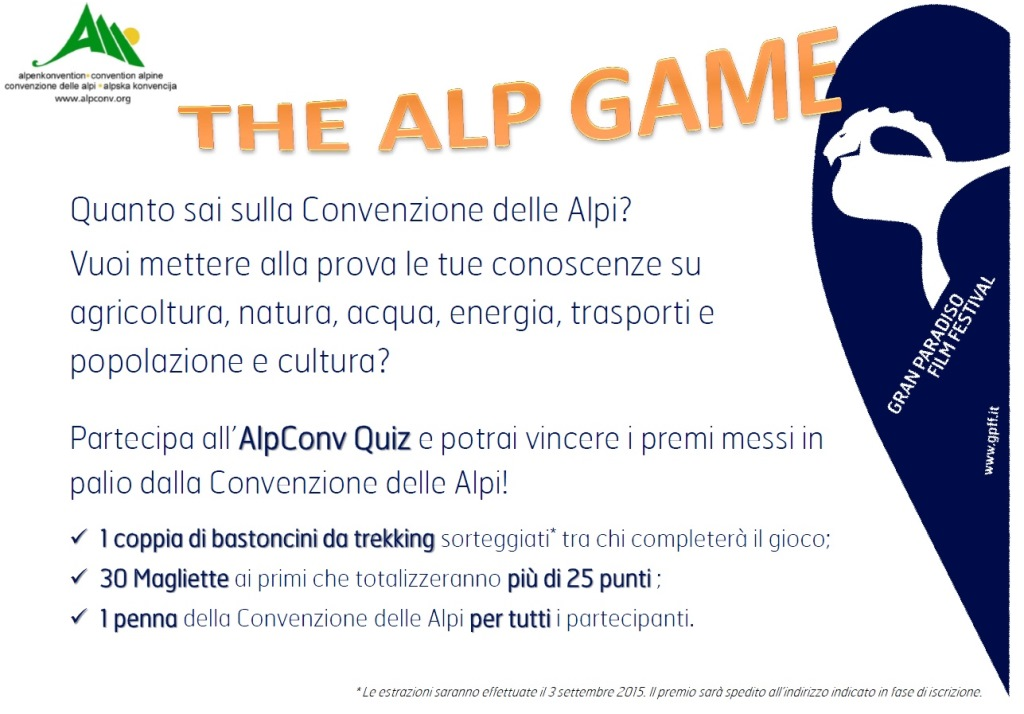 The Alp Game